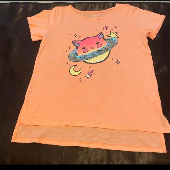 Children's Place Tee  size 10/12
